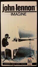 John Lennon Imagine VHS Beatles