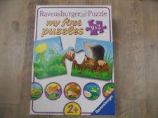 RAVENSBURGER my first puzzles 9x2 ab 2 Jahre TOP  KSo1217