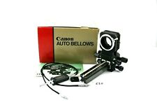 Canon FD Auto Bellows with Cable Release - NICE!