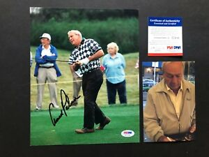 Arnold Palmer Hot! signed autographed PGA golf Masters 8x10 Photo PSA/DNA coa