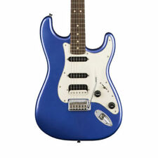 Guitarras eléctricas azules Fender
