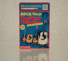 Gibson ES335 | Tobacco Sunburst | Beck Guitar Collection | 1/12 Scale w/Stand