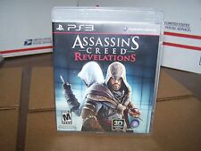 Assassin's Creed Revelations  (Sony Playstation 3, 2011) PS3 Complete. VERY GOOD