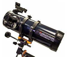 Celestron AstroMaster 114EQ Telescope w/ Motor Drive 31042-OP: 31042-OP-DS