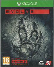 Xbox ONE Evolve BRAND NEW