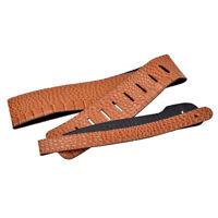 Cintura regolabile per tracolla a tracolla per chitarra basso durevole