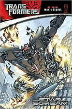 Transformers Movie Sequel: The Reign of Starscream (Transformers (Idw)), Ryall,