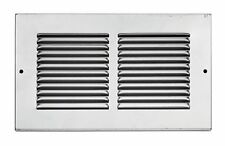 Carlisle Brass - ES423 - SILVER LOUVRE GRILLE ( FOR INTUMESCENT ES403 )