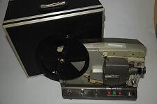 S8 Tonfilmprojektor Bolex SM8 + Lautschprecher Tragekoffer