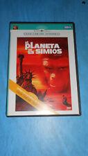 DVD EL PLANETA DE LOS SIMOS (PLANET OF THE APES)