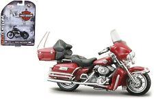 Harley Davidson FLHTCUI Ultra Classic Electra Glide, Maisto Motorrad Modell 1:24
