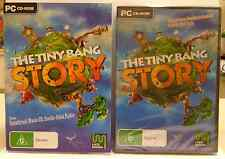 Gioco Game Computer PC CD-ROM Inglese THE TINY BANG STORY NUOVO NEW ING
