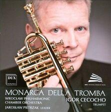 Monarca Della Tromba - Igor Cecocho - tr, New Music