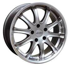"19"" LENSO SAGA ALLOY WHEELS  5x114.3 +20 SUITS FORD NISSAN TOYOTA MAZDA ETC..."