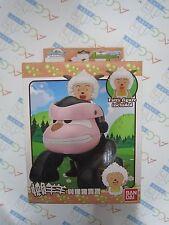 Pleasant Goat and Big Big Wolf Animal Series Fatty & Gorilla Figure Set Bandai