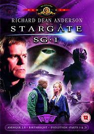 Stargate S.G. 1 - Series 7 Vol.34 (DVD, 2004) 0AZ