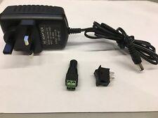 UNBRANDED AC ADAPTER Model BHA-24W-12V AC-110V/240V Output 12V NEW