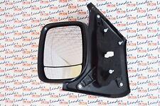 Vauxhall Vivaro B / Renault Trafic III Complete LH Electric Door Mirror New