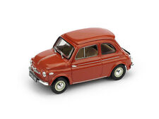Steyr Puch 500D 1959 Rosso corallo  1/43 R435-05 Brumm Made Italy