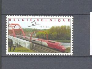 BELGIUM 1998 thalys train  mnh** 2735