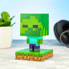 Minecraft 3d leuchte Icon Light Zombie 004