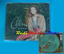 CD Singolo Celine Dion Live(For The One I Love) COL 668966 SIGILLATO no lp(S2)