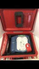 New Philips Heartstart Defibrillator M5068a Aed With Waterproof Pelican Hard Case