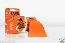 KT Tape Pro Kinesiology Elastic Sports Tape - Support - Blaze Orange