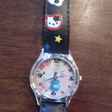 SWATCH MONTRE BRACELET ENFANT FILLE HELLO KITTY