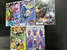Spider-Verse (Volume 2)  - Lot of all 5 Issues - Complete Series