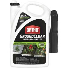 Ortho GroundClear 1 Gal. Ready To Use Trigger Spray Weed & Grass Killer 2 pk