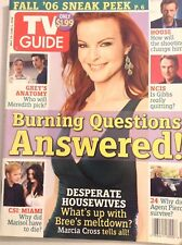 Tv Guide Magazine Desperate Housewives May 29-June 4, 2006 NO ML 091317nonrh
