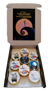 Nightmare Before Christmas Chocolate Coins, Box of 20, Stocking Filler,