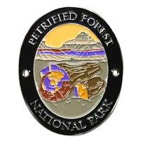 Petrified Forest National Park Walking Hiking Stick Medallion - Arizona