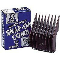 MILLER Snap On Comb #1.5  1/2in