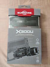 SureFire X300U-A Ultra High-Output 1000 Lumen LED Handgun WeaponLight