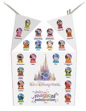 2021 McDonald's Walt Disney World 50th Anniversary Happy Meal Toys