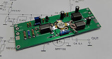 HF power amplifier 20W with MRF150 MOSFET for SDR HERMES ANAN