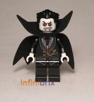 Lego Lord Vampyre Minifigure from sets 10228 + 9468 Monster Fighters NEW mof007