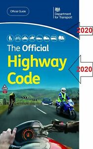 BRAND NEW DVSA OFFICIAL HIGHWAY CODE 2020 FREE POSTAGE