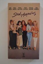 Steel Magnolias (VHS Movie 1990) Julia Roberts, Sally Field
