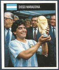 Orbis 1990 Copa Del Mundo Colection #011-ARGENTINA-DIEGO Maradona