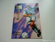Carte Football Cards Premium 1995 Panini League Champions N°059 / Near mint
