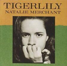 Natalie Merchant Tigerlily (1995) [CD]