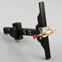 Professional Archery Recurve Bow Sight ABS Archery Beginner Accessories Black
