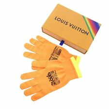 LOUIS VUITTON 19SS Gon Earl Gee MP2371 logo print accessory  Orange