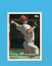 BASEBALL CARD-TOPPS 1994-n.170-TERRY MULHOLLAND-PHILLIES
