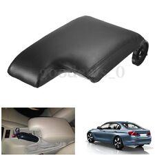 NEGRO Consola Central Apoyabrazos Tapa Armrest Lid Para BMW E46 3 Series 99-05