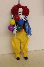 Stephen King It Pennywise 12in Custom Made angry