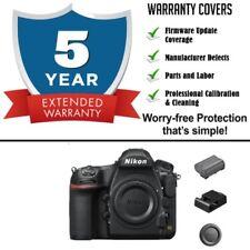 Nikon D850 Digital Camera Body w/ 5 Year Extended Warranty